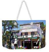 Side Street Cafe Los Olivos Ca Weekender Tote Bag