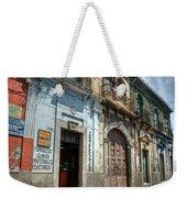 Side Street Homes Antiqua Guatemala 3 Weekender Tote Bag