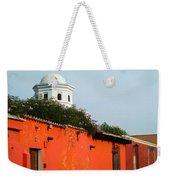 Side Street Homes Antiqua Guatemala Weekender Tote Bag