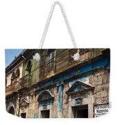 Side Street Quezaltenango Guatemala Weekender Tote Bag