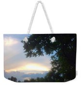 Side Ways Glance Of Nature Weekender Tote Bag