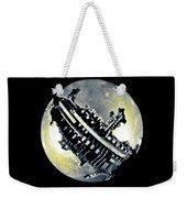 Sidereal Planet Weekender Tote Bag