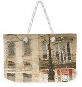 Sidewalk Reflections II Weekender Tote Bag