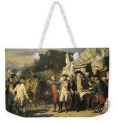 Siege Of Yorktown Weekender Tote Bag