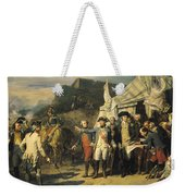 Siege Of Yorktown Weekender Tote Bag