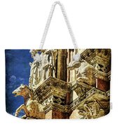 Siena Duomo Statues 2 Weekender Tote Bag