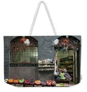 Siena Italy Fruit Shop Weekender Tote Bag