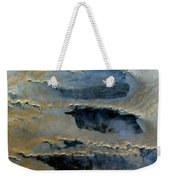 Sienna And Whales From Above Weekender Tote Bag