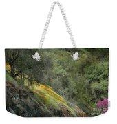 Sierra Poppies Weekender Tote Bag