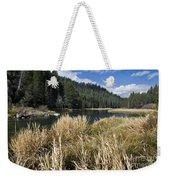 Sierra Serenity Weekender Tote Bag