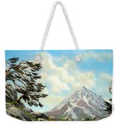 Sierra Warriors Weekender Tote Bag