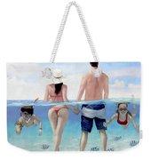 Siesta Beach Resort And Spa Mural Weekender Tote Bag