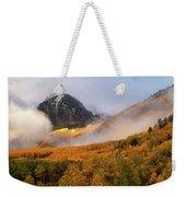 Siever's Mountain Weekender Tote Bag