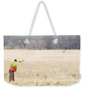 Sighted Weekender Tote Bag