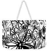 Sightseeing 2- Art By Linda Woods Weekender Tote Bag