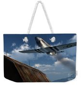 Sightseeing Weekender Tote Bag