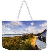 Sightseeing Southern Tasmania Weekender Tote Bag