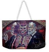 Sigmund Freud 2 Weekender Tote Bag