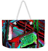 Sign Language Weekender Tote Bag