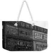 Sign Of The Times Weekender Tote Bag