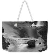 Sigoldufoss Waterfalls Iceland 1315 Weekender Tote Bag