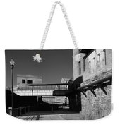 Silence On The Banks Of The Chattahoochee Weekender Tote Bag