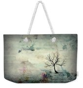 Silence To Chaos - 5502c3 Weekender Tote Bag