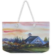 Silence Upon Midnapore Weekender Tote Bag