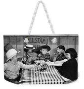 Silent Film: Little Rascals Weekender Tote Bag