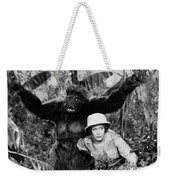 Silent Film Still: Animal Weekender Tote Bag