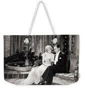 Silent Still: Couples Weekender Tote Bag