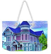 Silent Witness Weekender Tote Bag