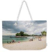 Siloso Beach Weekender Tote Bag