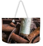 Silk Thread Spools Weekender Tote Bag