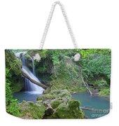 Silky Waterfall Weekender Tote Bag