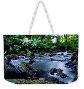 Silky Waters Weekender Tote Bag