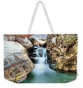Silky Waters Of Jemez Springs Weekender Tote Bag