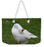 Silly Goose Weekender Tote Bag