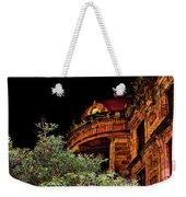 Silly Hall, Cuenca, Ecuador II Weekender Tote Bag