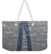 Silly Silhouette  Weekender Tote Bag