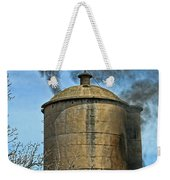 Silo Fire Venting Weekender Tote Bag