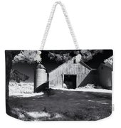 Silo In Black And White Weekender Tote Bag