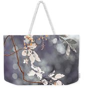 Silver Beauty.  Nature In Alien Skin Weekender Tote Bag