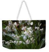 Silver Bells Weekender Tote Bag