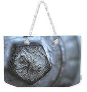 Silver Bolt Weekender Tote Bag