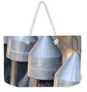 Silver Bullets Weekender Tote Bag