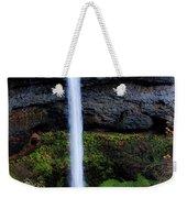 Silver Falls State Park Oregon 4 Weekender Tote Bag