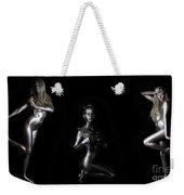 Silver Lady - Compilation Weekender Tote Bag
