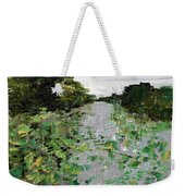 Silver Lake Norfolk Botanical Garden 2018-17 Weekender Tote Bag