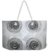 Silver Lining Series Number Three Weekender Tote Bag